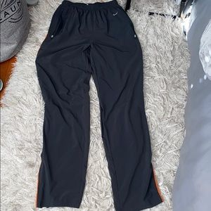 Nike dry fit pants size small